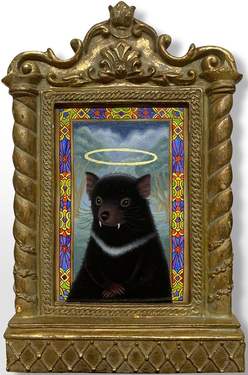 Gina Matarazzo - Little Devil (Frame Front)