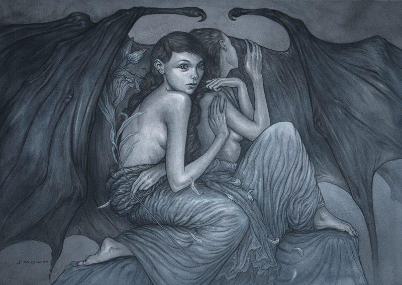 Jason Mowry - Among Dark Wings