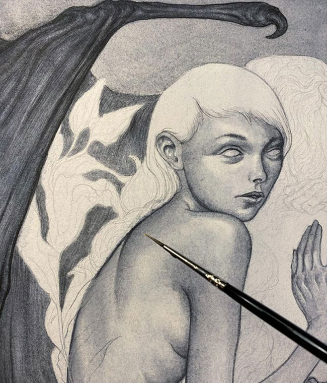 Jason Mowry - The Knowable Unknown - WIP