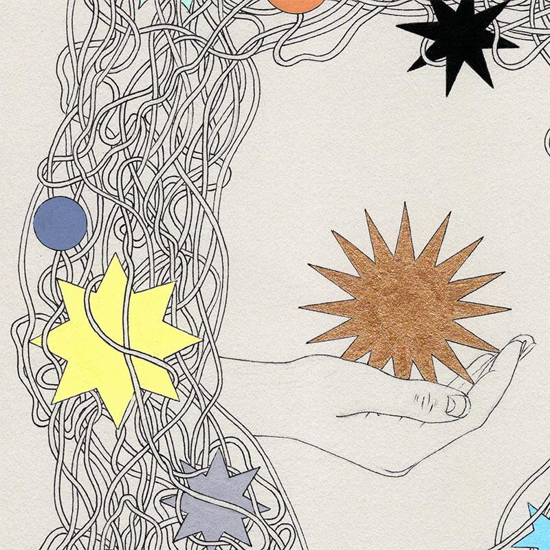 Jenna Andersen - Stardust (Detail 2)