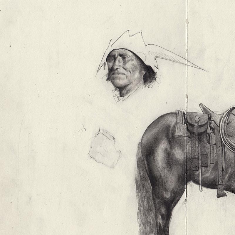 Jessica Taylor - Bird Seeker (Detail 2)