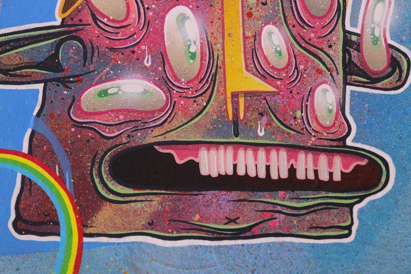 Karl Deuble - Wait, What, It's Wednesday Again (Detail 3)