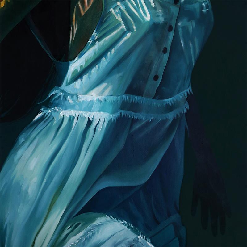 Loretta Lizzio - Emergence (Detail 2)