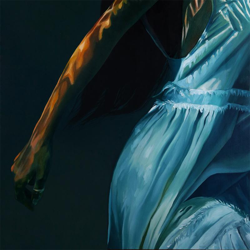 Loretta Lizzio - Emergence (Detail 3)