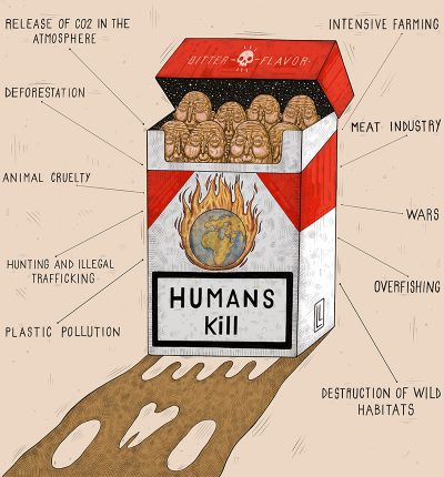 Luca Ledda - Humans Kill