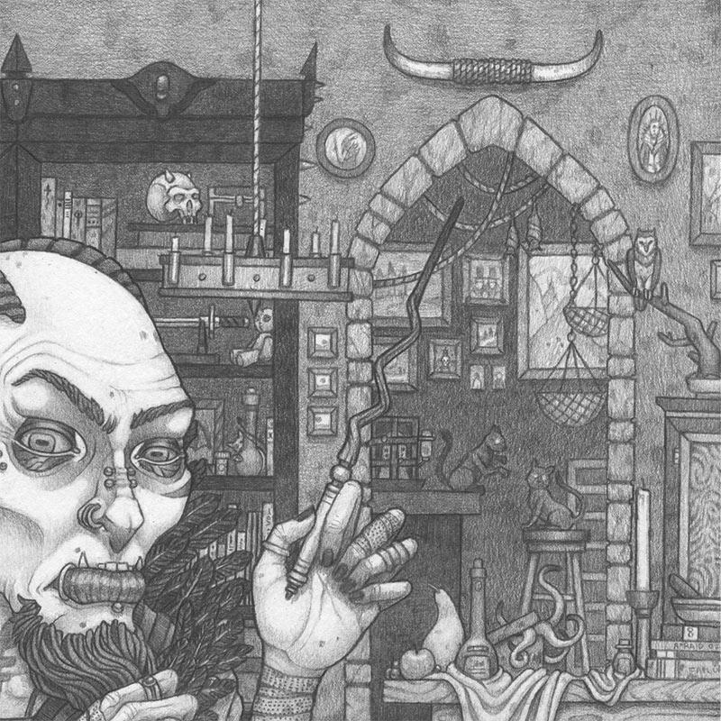 Michael R. Miller - Razule (Detail 1)
