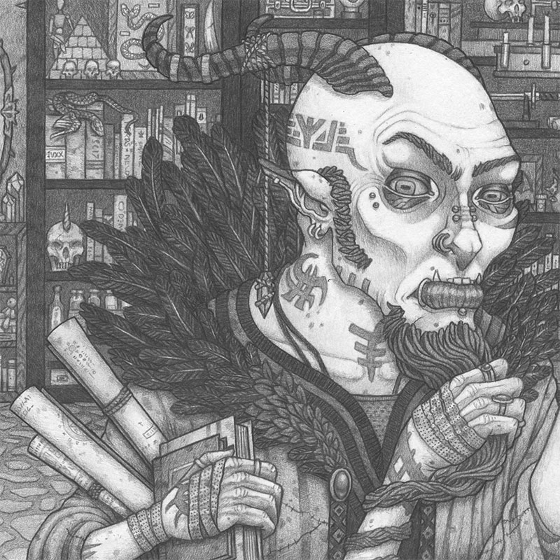 Michael R. Miller - Razule (Detail 2)