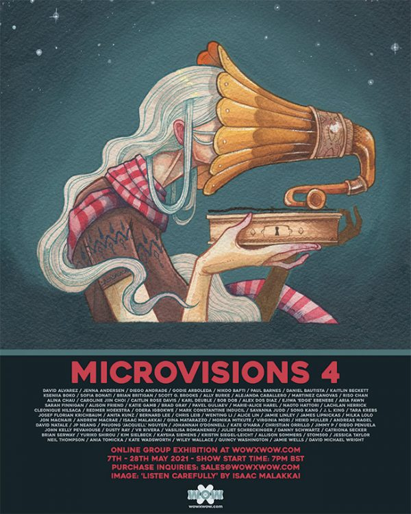 MicroVisions 4 - Flyer