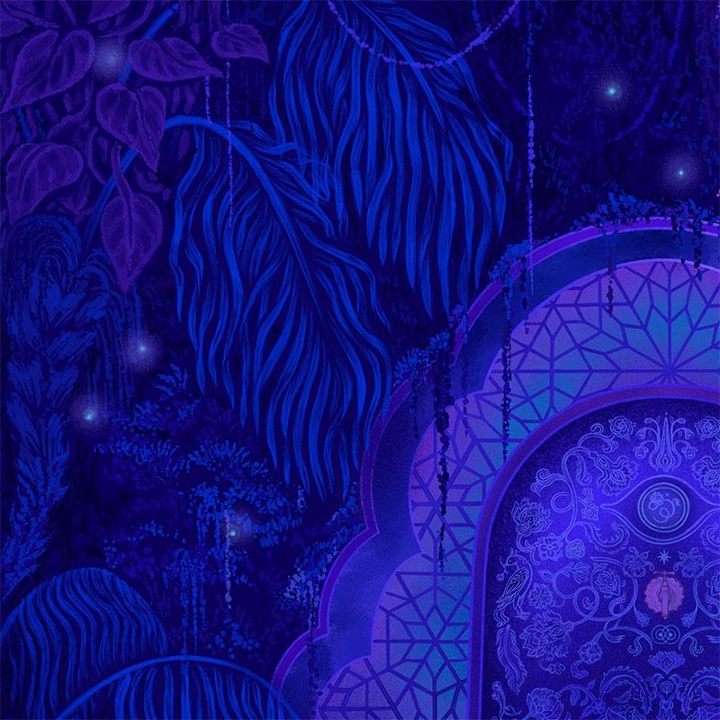 Nikoo Bafti - Night Shift (Detail 1)