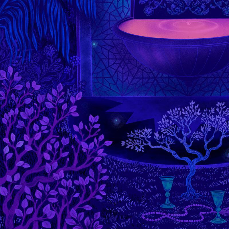 Nikoo Bafti - Night Shift (Detail 2)