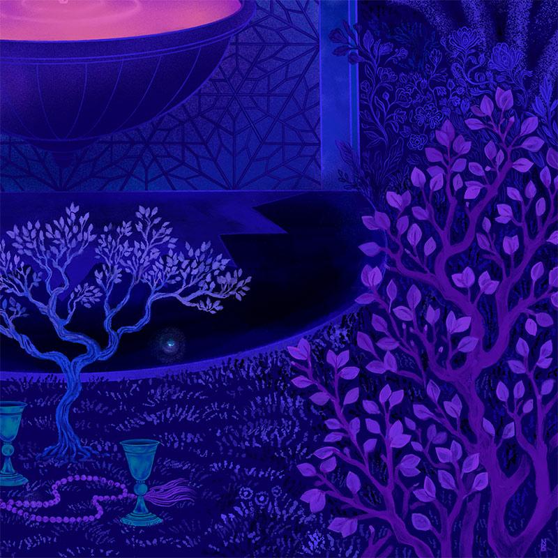 Nikoo Bafti - Night Shift (Detail 4)
