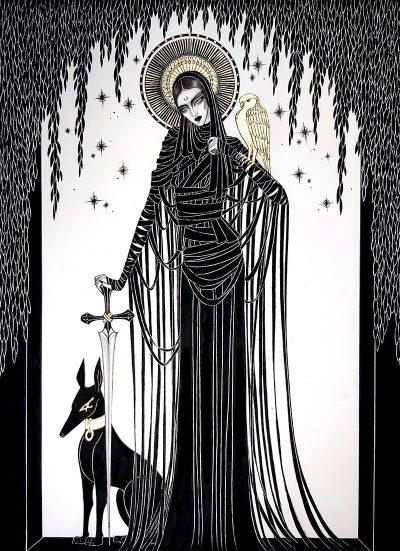 Orphne Acheron - The Messengers