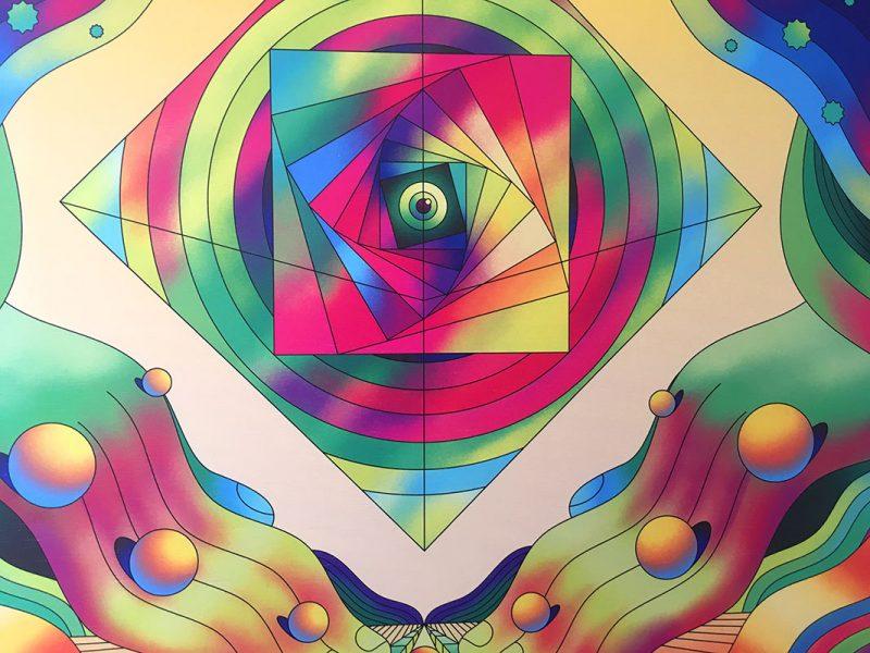 Scott Balmer - Marble Madness (Print 3)