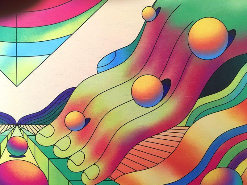 Scott Balmer - Marble Madness (Print 4)