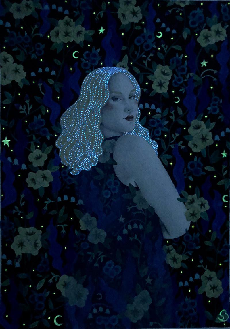 Sofia Bonati - Anniki (Glow in the Dark)
