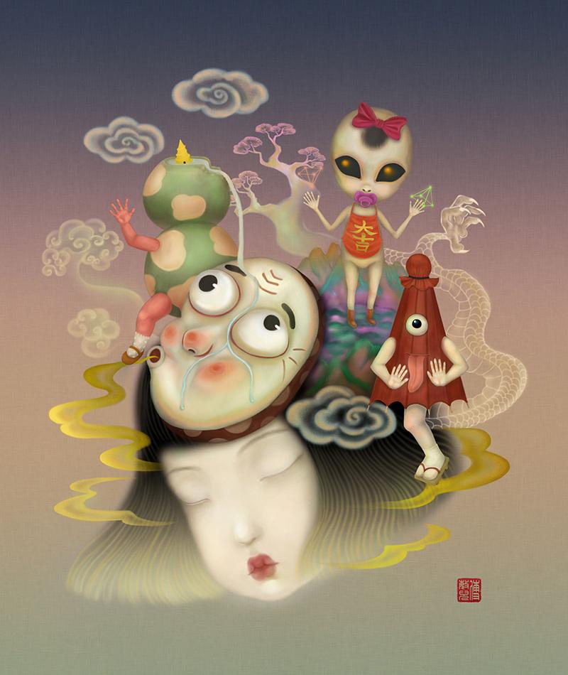 Sonya Fu - Mind Stuff and then Some