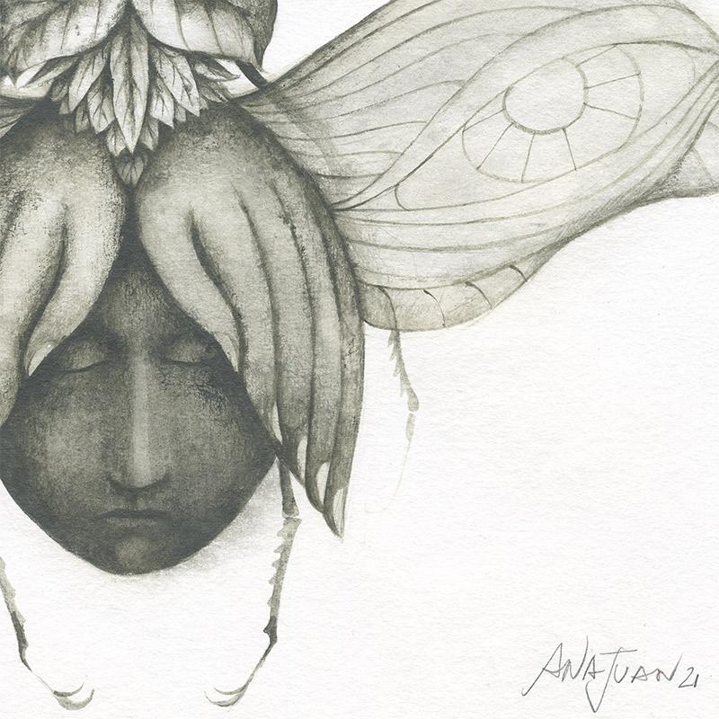 Ana Juan - Hybridus II (Detail 2)
