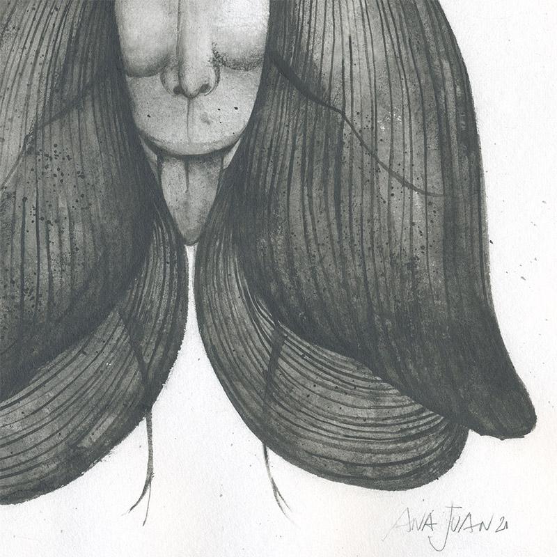 Ana Juan - Hybridus IV (Detail 2)