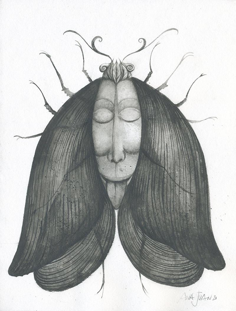 Ana Juan - Hybridus IV