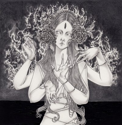 Andi Soto - The Last Exhalation of the Soul