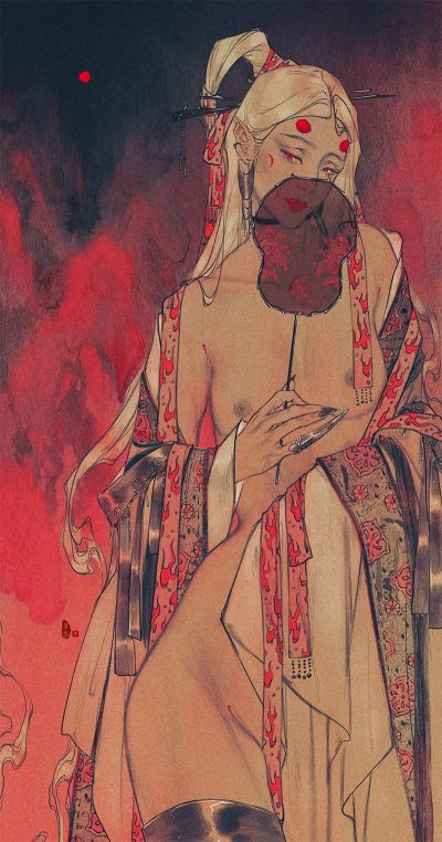 Art of Yayu - Allure II