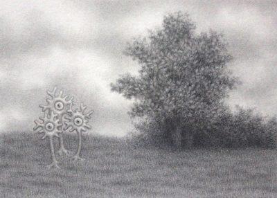 Catriona Secker - Landscape Study 2