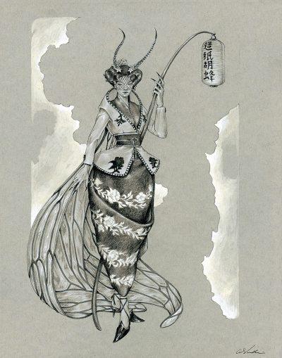 Colin Verdi - Paper Wasp