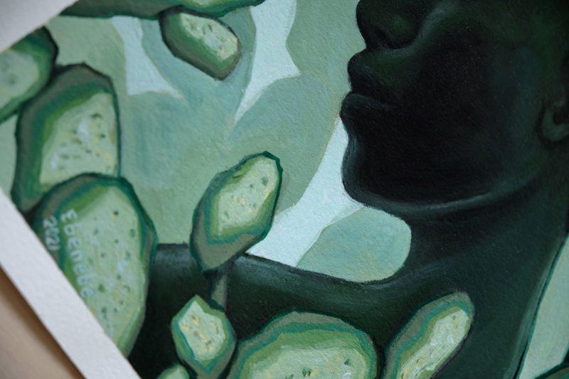 Ejiwa 'Edge' Ebenebe - The Grove (Detail 1)