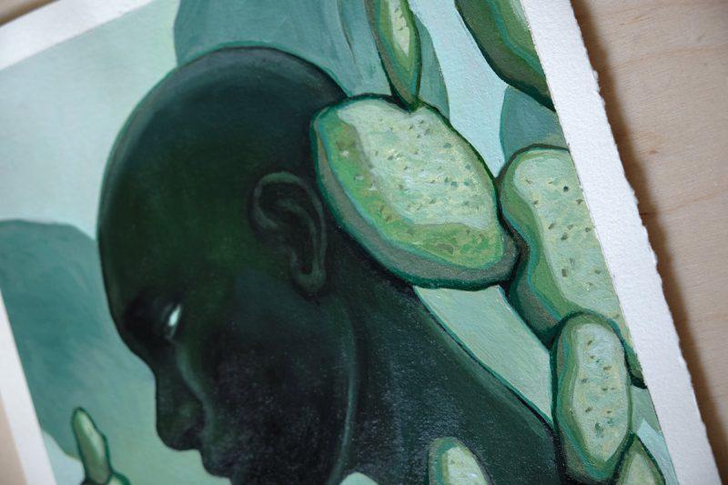 Ejiwa 'Edge' Ebenebe - The Grove (Detail 2)