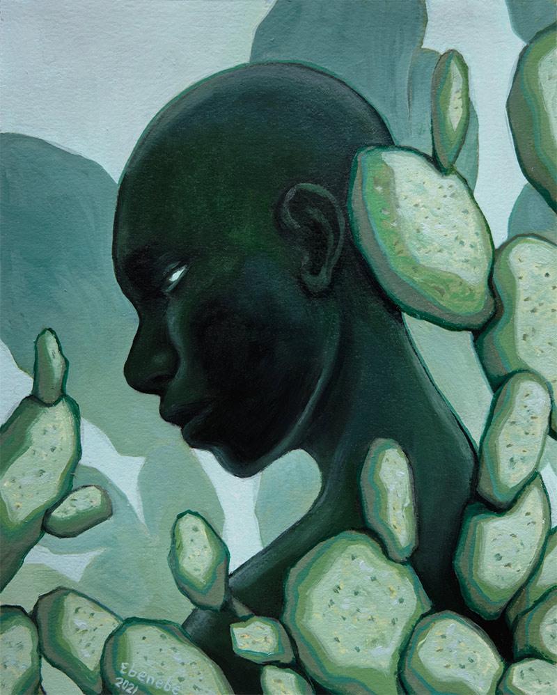 Ejiwa 'Edge' Ebenebe - The Grove