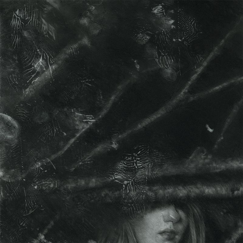Ethan Price - Midnight in the Ebbing Garden (Detail 1)