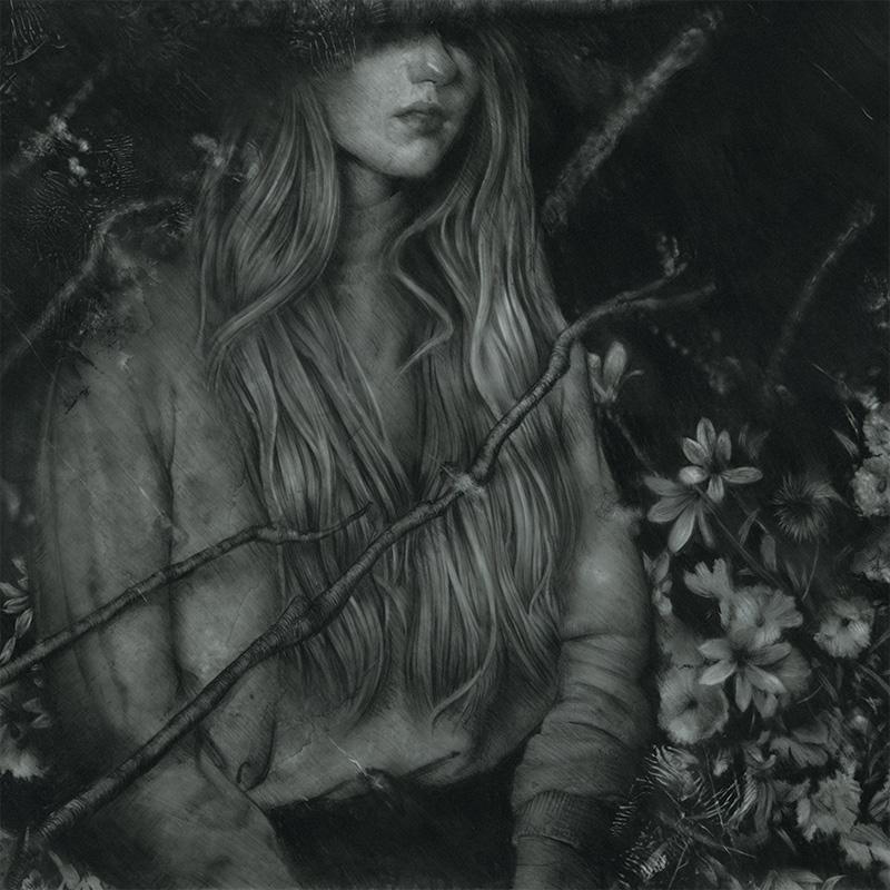 Ethan Price - Midnight in the Ebbing Garden (Detail 2)