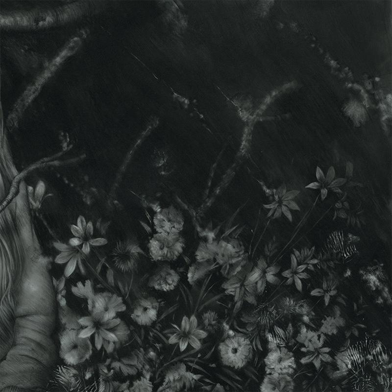 Ethan Price - Midnight in the Ebbing Garden (Detail 3)