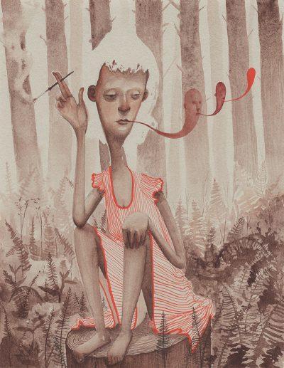 Graham Franciose - Forest Gossip
