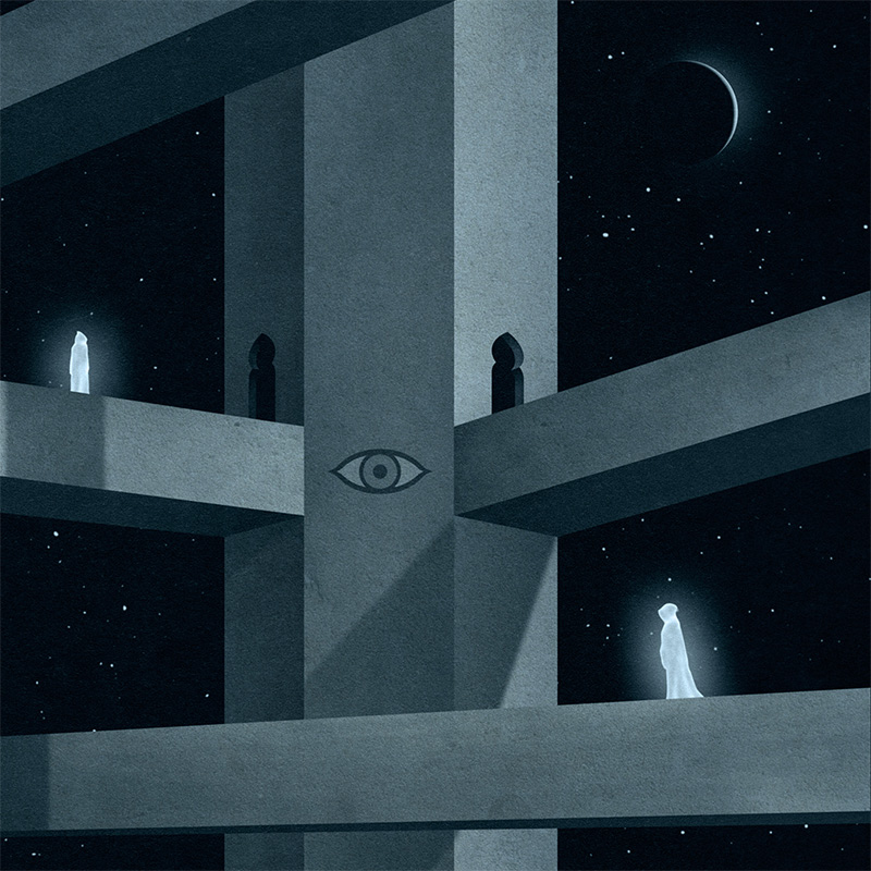 Josh Courlas - The Astral Department (Detail 2)
