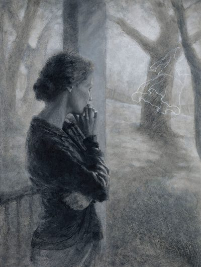 Ken Cunningham - She Watched It Receding