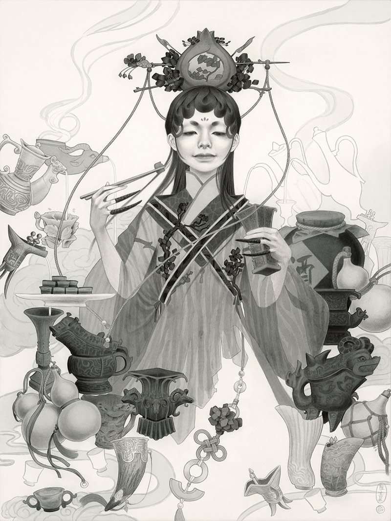 Lihao Lu - Dance of the Vessels