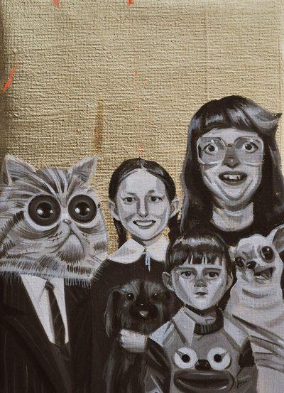 Mariajose Gallardo - Cat Lovers Club