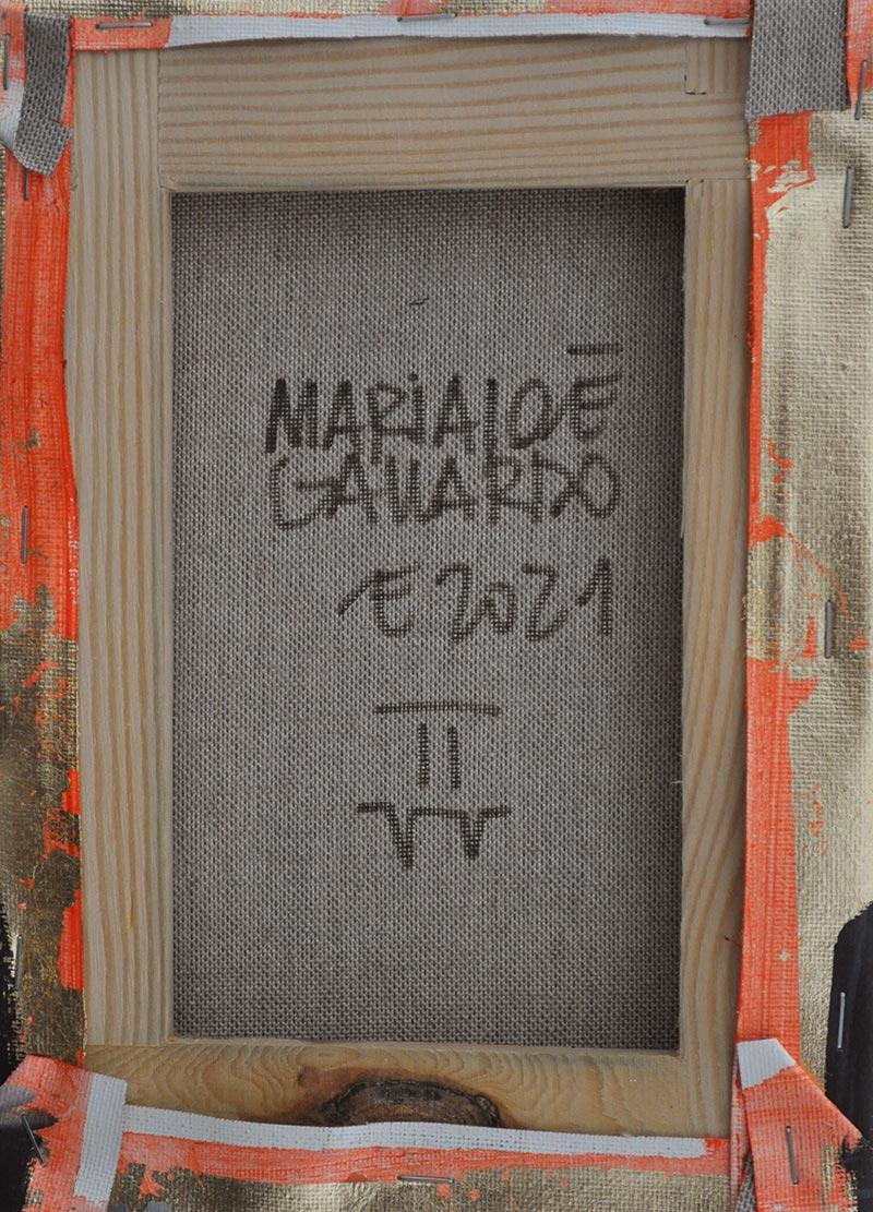 Mariajose Gallardo - Cat Lovers Club (Back)
