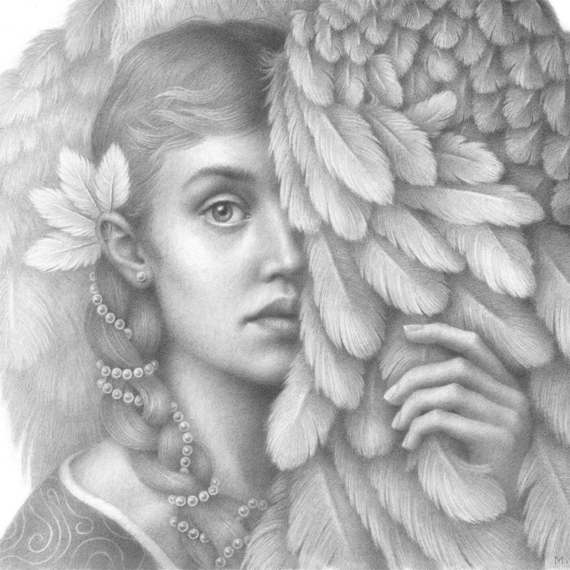 Marta Wit - The Keeper (Detail 2)