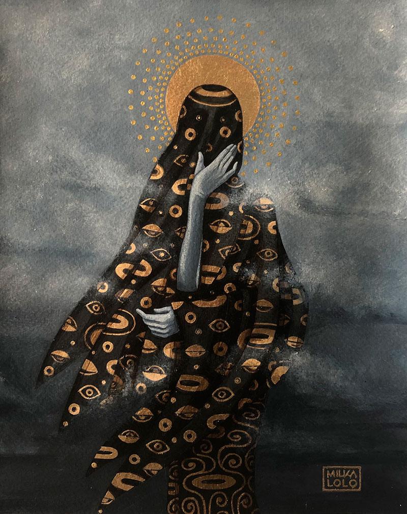 Milka Lolo - Anonymous God