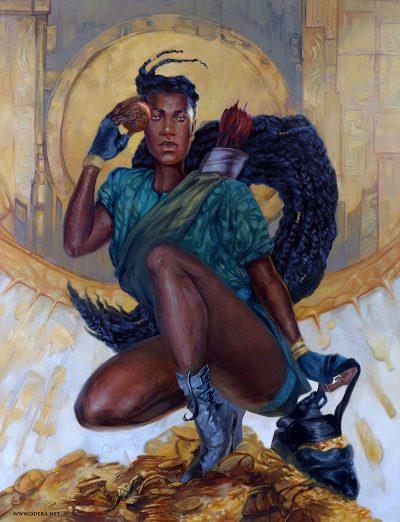 Odera Igbokwe - Robyn Hood & The Tale of Reparations
