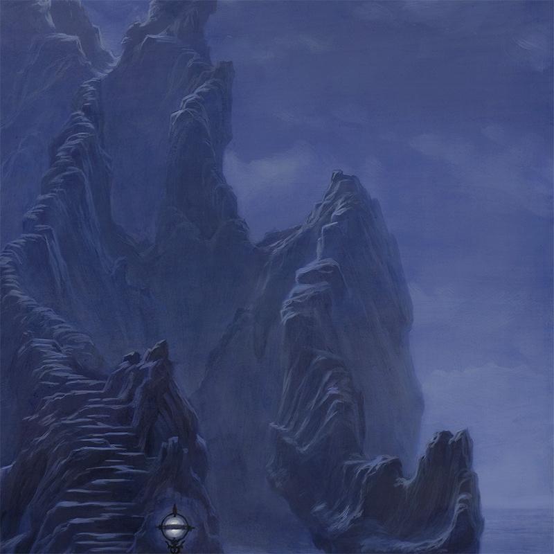 Sarah Finnigan - The Sapphirus Stairway (Detail 2)