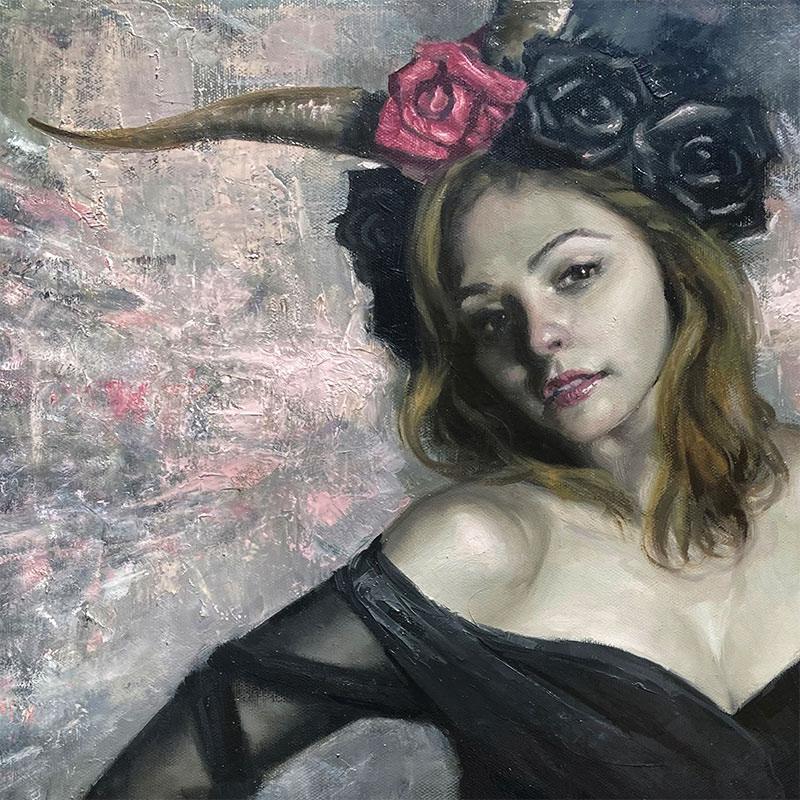 Vincent Cacciotti - Rekindle (Detail 1)