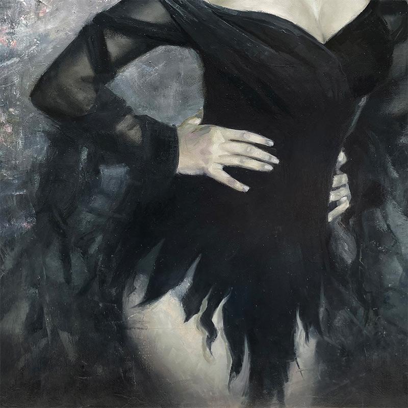Vincent Cacciotti - Rekindle (Detail 2)