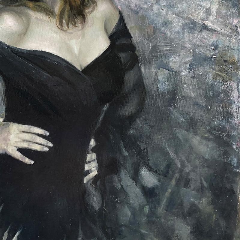 Vincent Cacciotti - Rekindle (Detail 3)