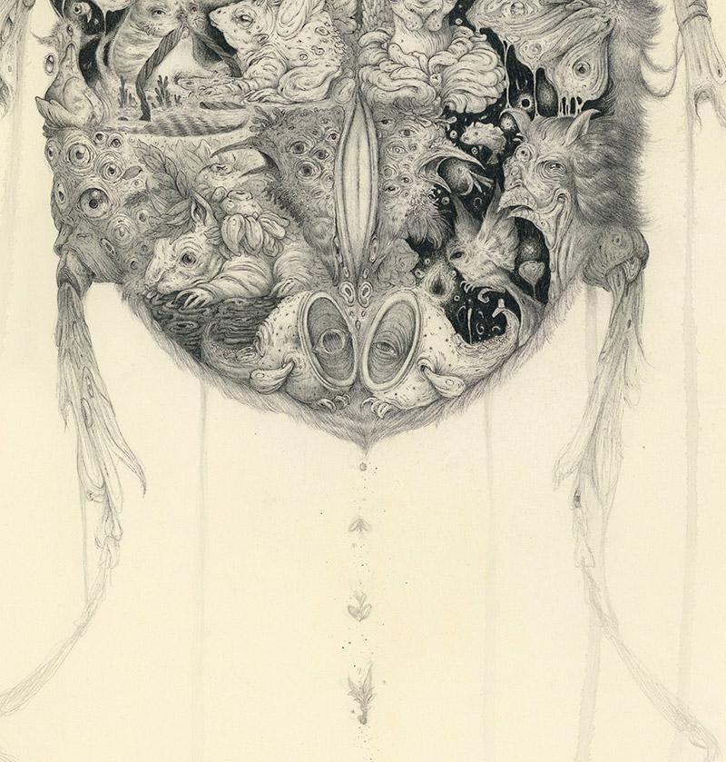 Vorja Sanchez - Metamorphosis (Detail 4)