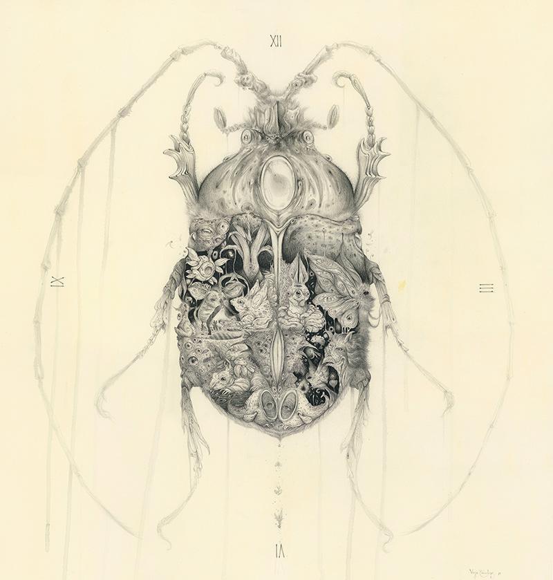 Vorja Sanchez - Metamorphosis