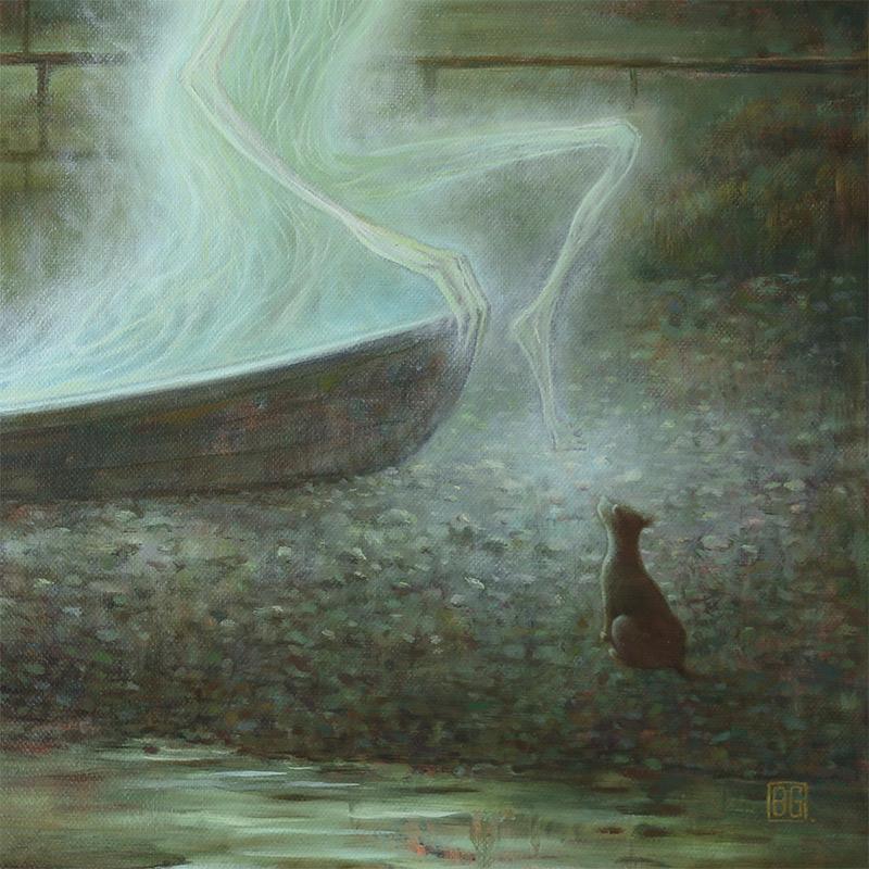Brad Gray - Mulberry Quay (Detail 2)