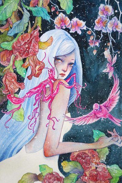 Daria Theodora - Imaginary Friends